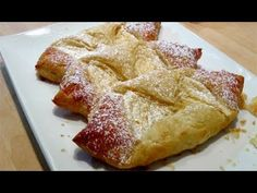 How to make Cheese Danishes by Laura Vitale..she has wonderful 'how to' videos and also has a website.