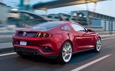 2015 Mustang read