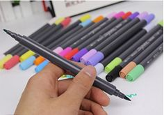M&G Signme Aquarelle Markers