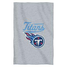 Titans Sweatshirt Throw