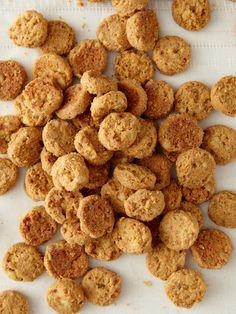 Gorgonzola Honey Walnut Biscuits