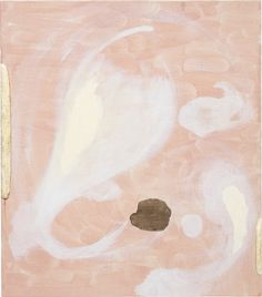 """MONIKA BAER Follow Untitled  signed and dated """"Baer 2011"""" on the reverse acrylic and oil on canvas 47 x 39 in. (119.4 x 99.1 cm.) Painted in 2011. Oil On Canvas, Abstract, Auction, Paw Print Tattoo, Painting"""