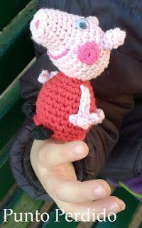 Peppa Pig - free crochet pattern | Crochet pig, Crochet patterns ... | 320x200