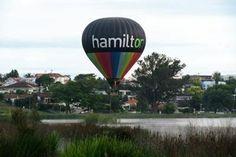 FreemanX  Balloon Flight - Hamilton