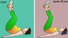 5 minutes de séance jour et voici ce qui arrive à la graisse du ventre !