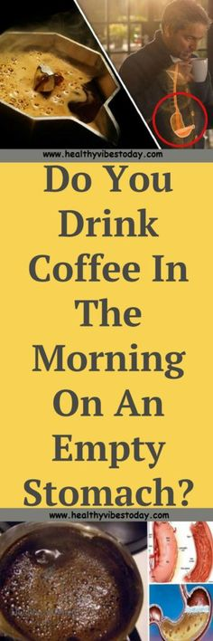 There's no doubt coffee is the most enjoyed morning drink throughout the world. For one