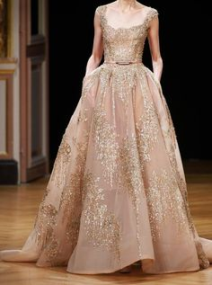 ZIAD NAKAD COUTURE FALL 2016