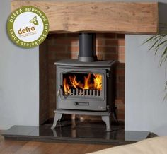 Terrific Snap Shots free standing Fireplace Remodel Suggestions free standing fireplace ideas wood burner fireplace ideas stove fireplace ideas wood burner l on fr Wood Burner Fireplace, Fireplace Hearth, Fireplaces, Fireplace Ideas, Brick Hearth, Fireplace Facade, Fireplace Surrounds, Fireplace Pictures, Multi Fuel Stove