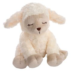 Summer Infant Mommies Melodies Lullaby Lamb Soother and Sound Machine, French Vanilla