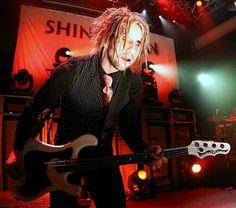 Eric Bass of Shinedown Miller Lite Operation Homefront Benefit, 9:30 Club, Washinton D.C.  (December 2, 2009)