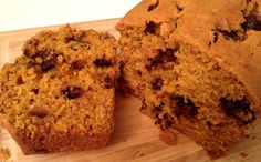 RECIPE: Pumpkin Chocolate Chip Bread