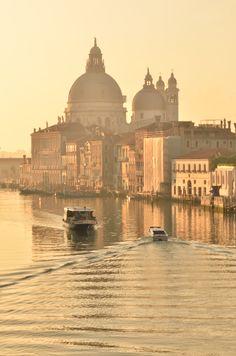 Golden Venice, Italy