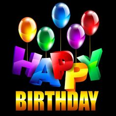Free Happy Birthday Song, Birthday Wishes Songs, Happy Birthday Wishes Cake, Birthday Wishes Greetings, Pink Happy Birthday, Happy Birthday Photos, Happy Birthday Messages, Birthday Signs, Happy Wishes