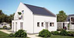 Massivhaus Kern-Haus Familienhaus Komfort Trendline Eingangsseite