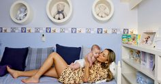 Quartos de Bebê! Modernos e dos Famosos!!