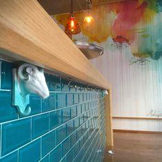 """Diseño del interior del GastroBar """"Galígola"""" en Ourense by misterpiro"""