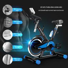 Xe đạp tập thể dục JN-D01