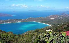 Magen's Bay, St. Thomas, V.I.....  Oh, soooo beautiful - and relaxing!