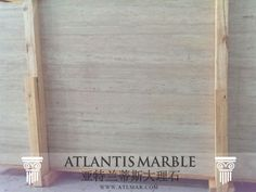 Turkish Marble Block & Slab Export / TRAVERTINE LIGHT 1 Marble   http://www.atlmar.com/product/208-turkish-marble-travertine-light-1-slab.html