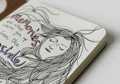 Haruki Murakami inspired journal | Flickr - Photo Sharing!
