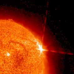 Flares And More Flares (March 23, 2012) by NASA Goddard Photo and Video, via Flickr