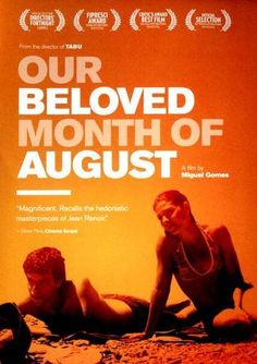 Our Beloved Month of August [DVD] [2008]