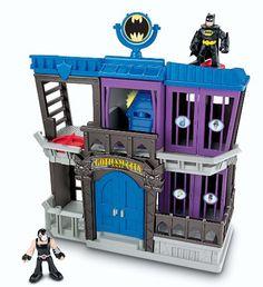 Fisher-Price Imaginext Batman Gotham Jail