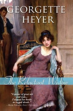 The Reluctant Widow by Georgette Heyer. Just read it and loved it.