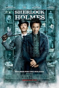 Sherlock Holmes has been portrayed in many different movies and TV shows, many years after the character was created.