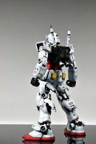 MG Gundam - Customized Build