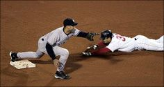 The Dave Roberts stolen base in Game 3 of the 2004 ALCS