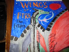 if you wings of fire fans want to hear Eclipse's story you can it's on Wattpad.com and characters and the story belongs to me Shila Liner and no copy write thank you
