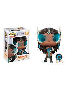 Funko Overwatch Pop! Games Symmetra Vinyl FigureFunko Overwatch Pop! Games Symmetra Vinyl Figure,