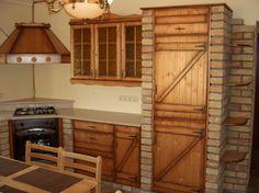 tégla konyha építése - Google keresés