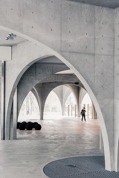 Tama Art University Library - Tokyo Ito | Flickr - Photo Sharing!