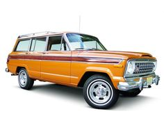 Nothing to add. 1963-1991 Jeep Wagneer 360 ci. V8 picture 01