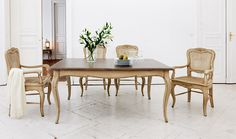 Poetique dining set | Fashion for Home