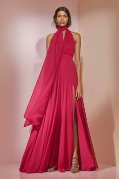 Prabal Gurung Pre-Fall 2016 ❤ - Worn by Olivia Wilde at the '2016 Vanity Fair Oscars Party'