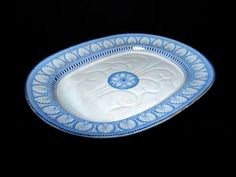 English Porcelain - Unique and beautiful antique Lady Spode meat platter for sale in Cape Town (ID:217788230)