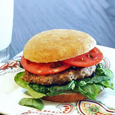 Skinny Worcestershire Turkey Burger | Skinny Mom | Where Moms Get The Skinny On Healthy Living