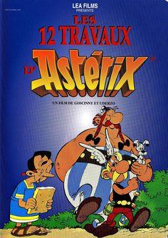 Les Douze travaux d'Asterix (1976)