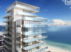 Updated information on Glass 120 Ocean Condo - One of Miami Beaches most exclusive projects