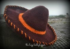The Lazy Hobbyhopper: Mexican Sombrero