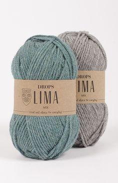 Farbkarte für DROPS Lima ~ DROPS Design