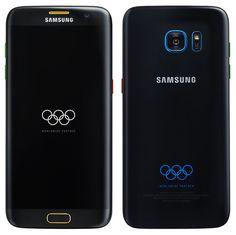 Galaxy S7: filtradas las imágenes de la Olympic Edition