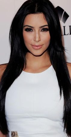 kim k she is so beautiful!