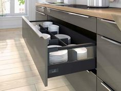 InnoTech Atira drawer system from Hettich offering versatile interior organisation | Architecture And Design