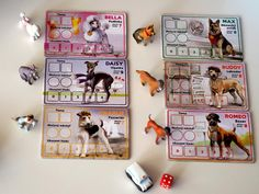 Beautiful art and hand-painted miniatures in this original family game! http://kck.st/2vBDzZI
