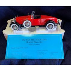 Franklin Mint Diecast Models – 1928 Stutz Black Hawk Boat-Tail Speedster by JCMNATURALREMEDIES on Etsy School Department, Father's Day Specials, Picture Boxes, Beauty First, Black Hawk, Great Father, Franklin Mint, Colorful Socks, Diecast Models