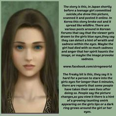 I felt sad and light-headed for a few seconds. I am feeling something Short Creepy Stories, Ghost Stories, Horror Stories, Creepy Facts, Wtf Fun Facts, Creepy Things, Scary Stuff, Creepy Nursery Rhymes, Creepy Pictures